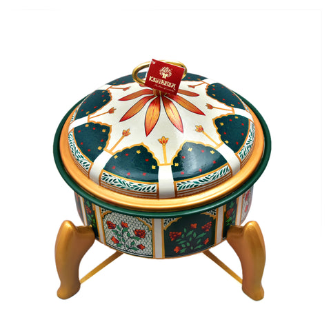 Hand Painted Chafer - Royal Mughal