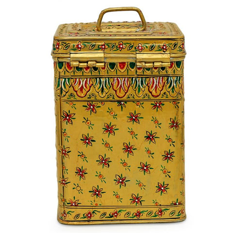 KAUSHALAM CANISTER ( OLD STYLE): MUGHAL