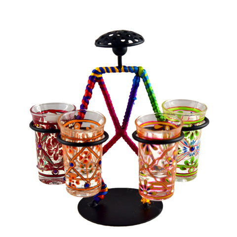Shot Glasses with stand