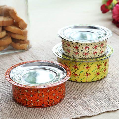 Kaushalam Serving Bowl set of 3