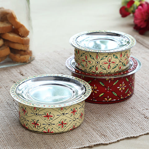 Kaushalam Serving Bowl set of 4