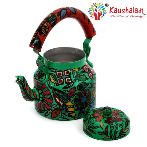 Hand Painted Kettle : Dreamy