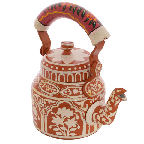 "Kaushalam Tea Kettle: Jaipur ""The pink city"""