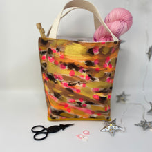 Load image into Gallery viewer, Tote - Mini - Modern leopard print
