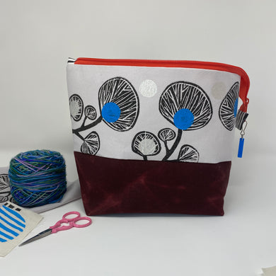 project bags for knitters