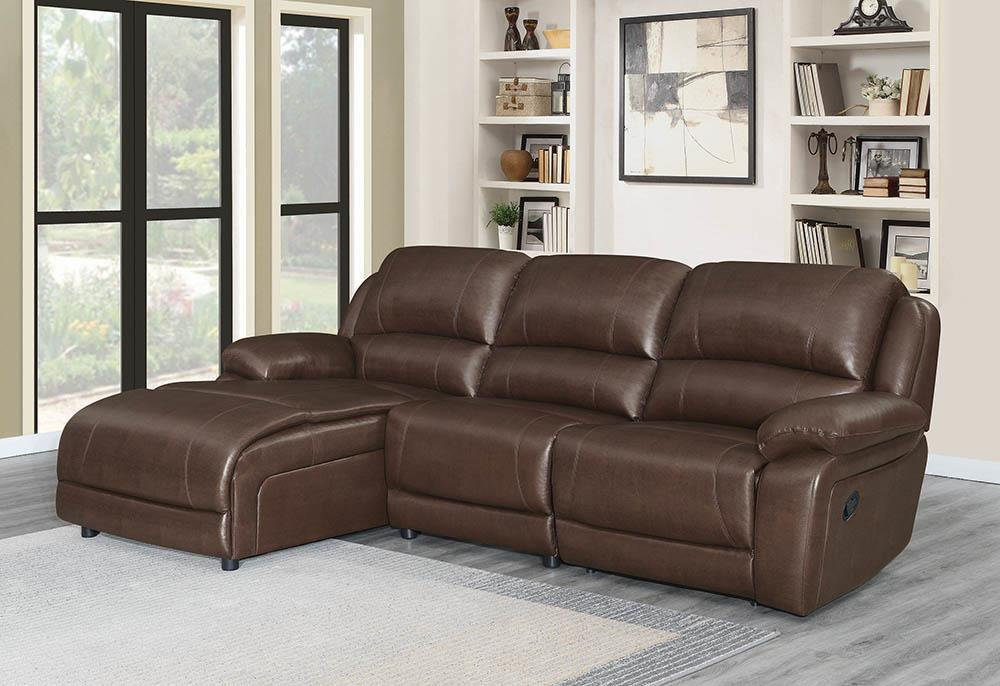 Three Pieces Motion Sectional