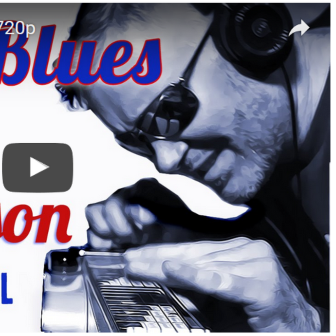 Jay Wilson Heavy Blues HD 720p