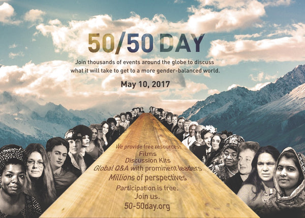 50/50 Day