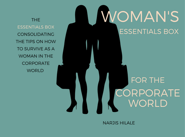 Woman's Essentials Box for the Corporate World by Narjis Hilale