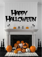 Happy Halloween Party Decorations