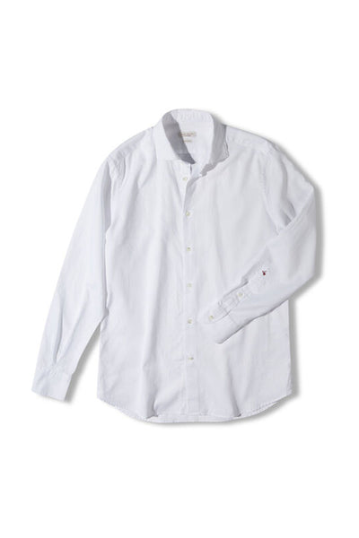 Slim Fit Cutaway Shirt