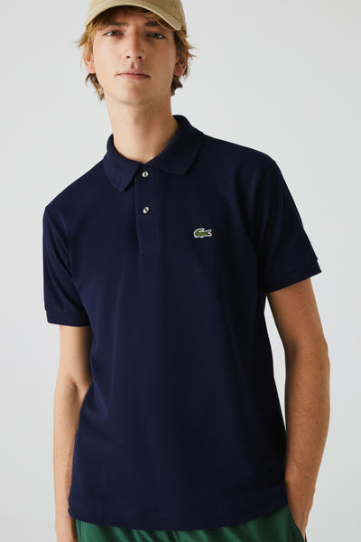 Polo S/S Navy Blue