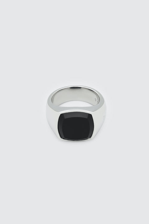 Shelby Ring Polished Black Onyx