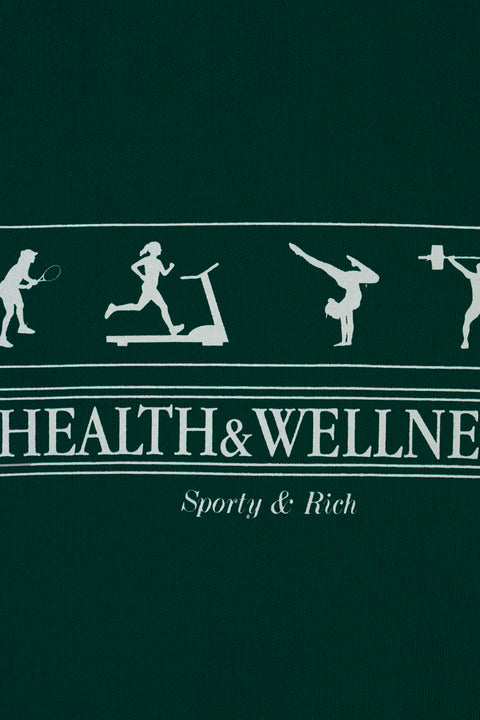 Health & Wellness Crewneck