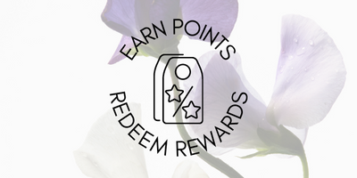 Nourish Clean Beauty Club Loyalty Points