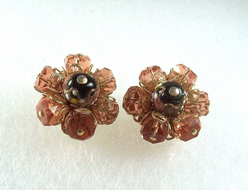 Signed Eisenberg Earrings - Vintage Lane Jewelry