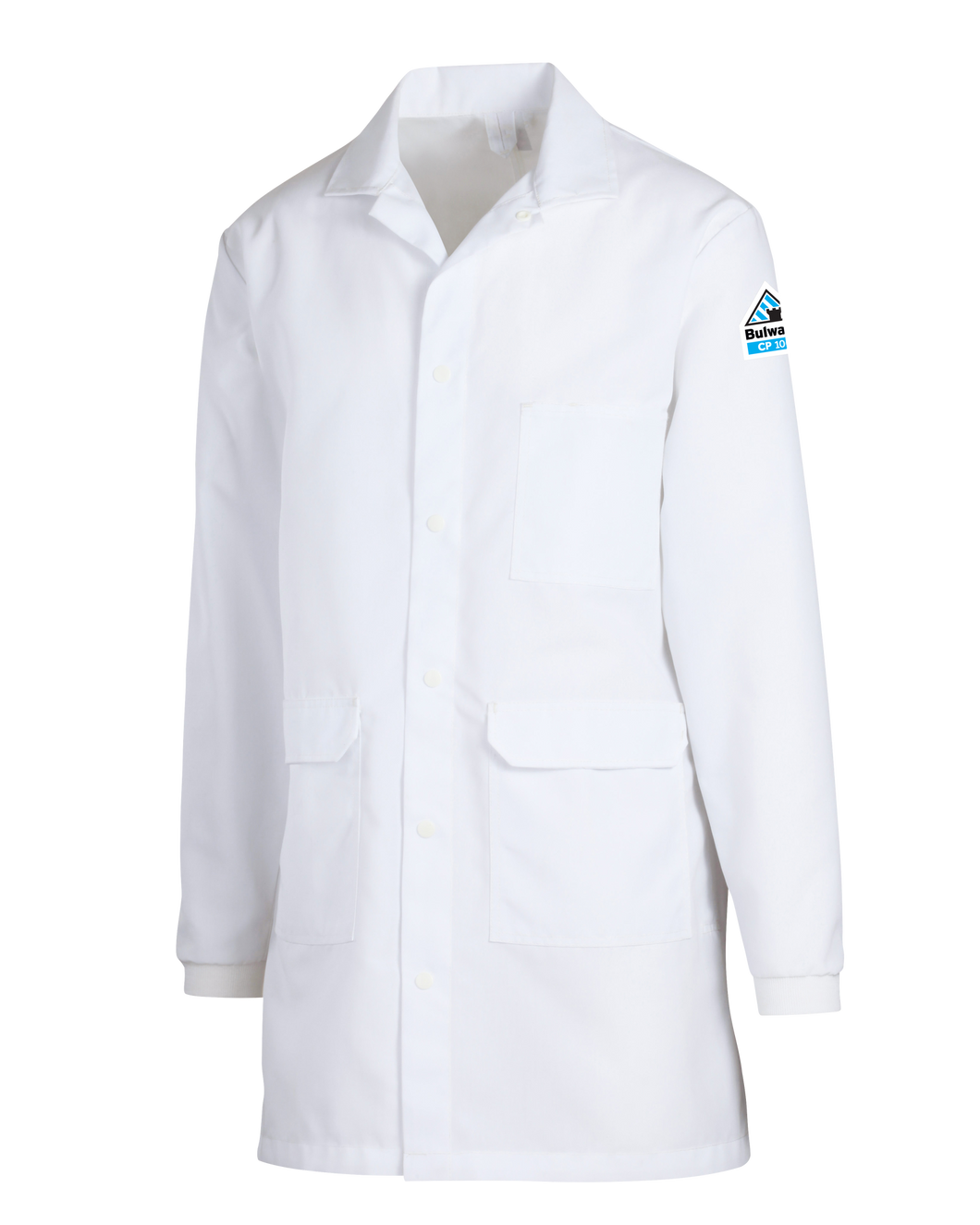 Bulwark CP 352C Lightweight Chemical Splash Protection Labcoat