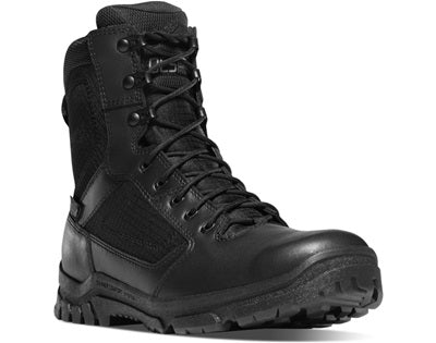 Danner 23822 Lookout 8 inch Duty Boots - Black