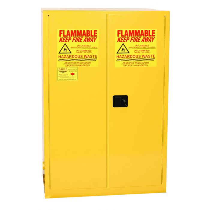 Eagle HAZ9010X Drum Storage Safety Cabinet