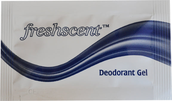 FreshScent PKD 0.12 oz. Deodorant Gel (3.4 grams) (Case)