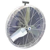 Schaefer 36DF 36 inch Direct Flow Circulation Fan