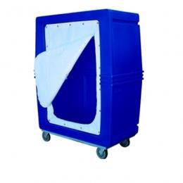Steele Canvas P8280 Garment Delivery Truck - Laundry Cart