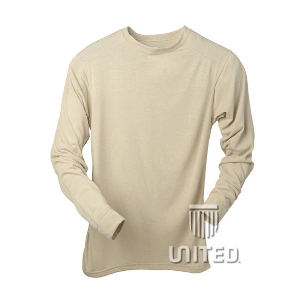 UJF A14F101 Fortiflame Baselayer Level 4 Flame Resistant Long Sleeve Crew Shirt