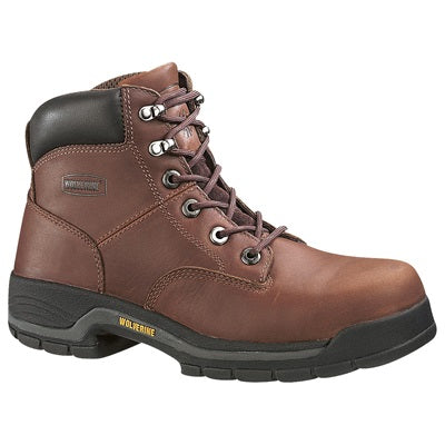 Wolverine W04906 Men's Harrison Lace-Up 6 inch Work Boots