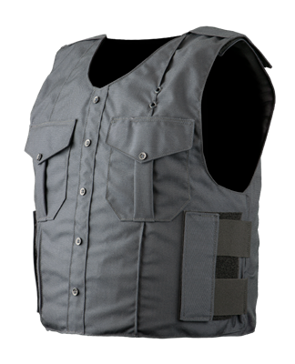 KDH Concealable Body Armor - Uniform Shirt Carrier