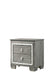 Antares Light Gray Oak Nightstand image