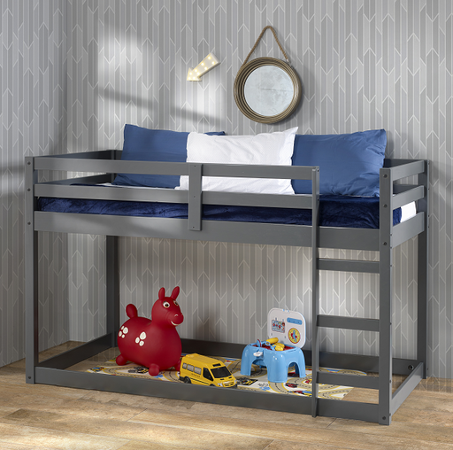 Gaston Gray Loft Bed image