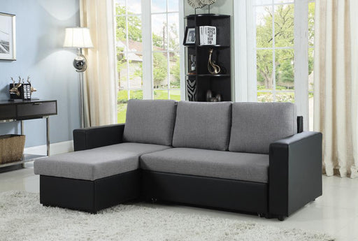 Baylor Casual Grey Sofa image