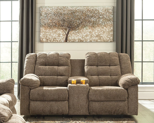 Workhorse Signature Design by Ashley Loveseat image