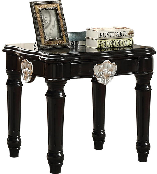 Acme Furniture Ernestine End Table in Black 82112 image