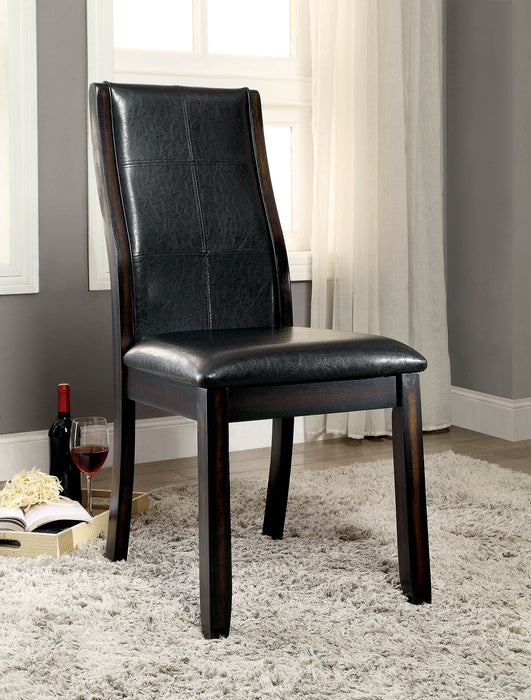 Townsend I Brown Cherry Side Chair (2/CTN) image