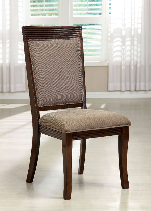 Woodmont Walnut/Brown Side Chair (2/CTN) image