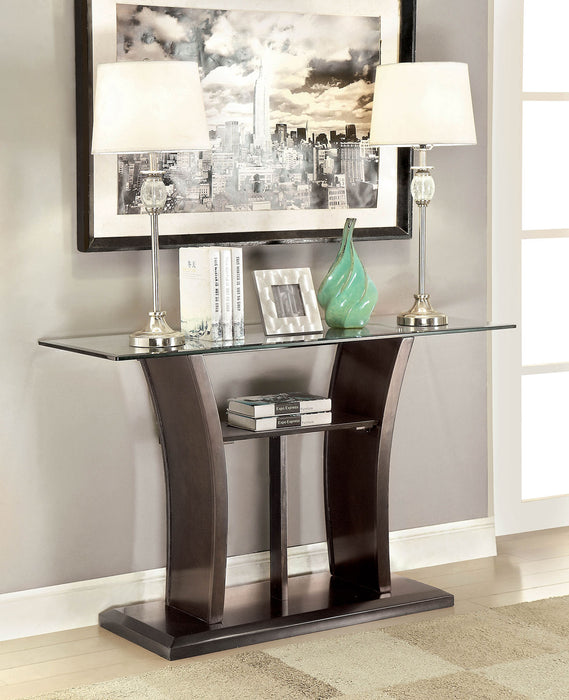 MANHATTAN IV Gray Sofa Table, Gray image