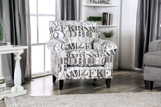 Verne Letter Chair, Letters image
