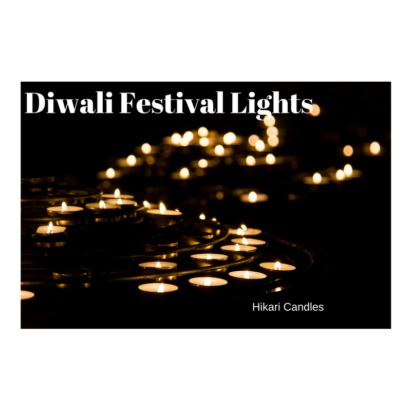 Diwali Candles Festival of Light