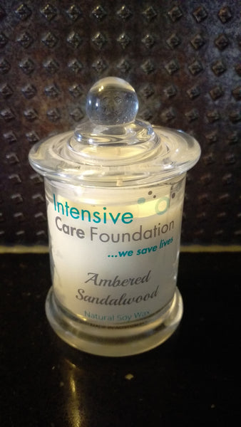Intensive Care Foundation Sandalwood Fundraising Candle - Hikari Candles