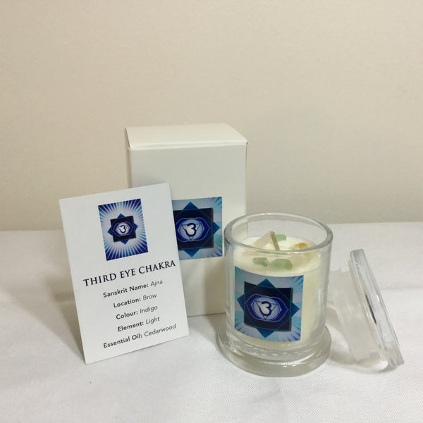 Third Eye Candle Australia pure essential oils candles