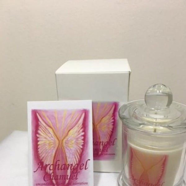 Arch Angel Candles Chamuel Australia pure essential oils