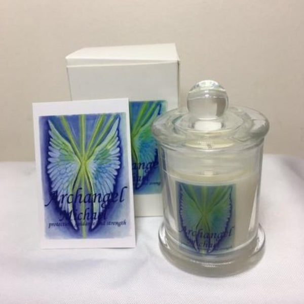 Arch Angel Michael Candle Australia Pure Essential Oils