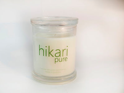 Ylang Ylang  Pure Essential Oil Candle Aromatherapy - Hikari Candles