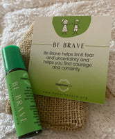 Kids Roll On pure Essential Oil Be Brave - Hikari Candles