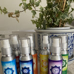 Chakra Room Mist Spray Set - Hikari Candles
