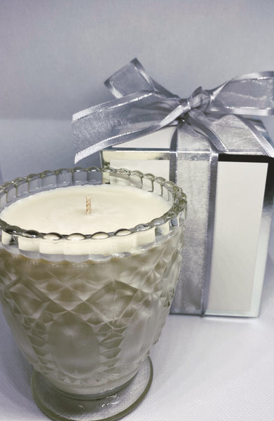 Little Green Apple Luxury Soy Fragrance Candle