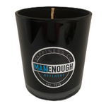 Man Enough Candle Alluring Happiness Co Mens Range - - Hikari Candles