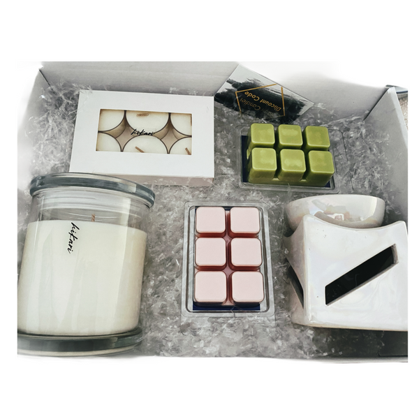 Gift Box Candles Fragrance - Hikari Candles