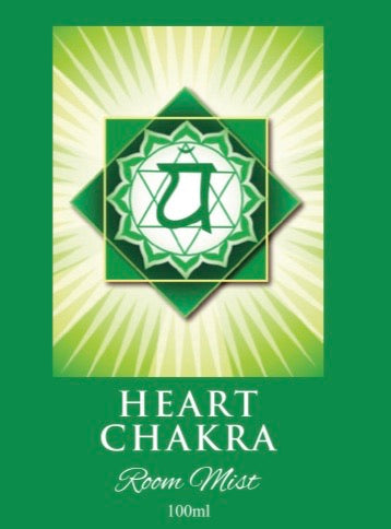 Heart Chakra Mist Spray - Hikari Candles